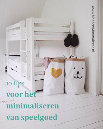 10 tips voor het minimaliseren van speelgoed moeders for Huis opruimen tips